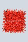 Couche de plastique PE Buis Gazon artificiel plante artificielle pour la décoration (51168)