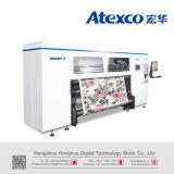 Modèle Atexco x en numérique de la sublimation de l'imprimante Textile avec 8 têtes d'impression Kyocera