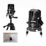 Al12 Mise à niveau automatique Laser croisé 5 Ligne laser rotatif niveau laser de niveau d'outils
