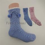 Winter-trifft warmer Frauen-Fußboden Form-erwachsene Schlafzimmer-Socke hart