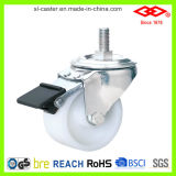 Het witte Plastic Wiel van de Gietmachine (L106-30C075X32Z)