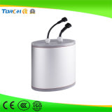 Batería de litio de la venta directa 12V 100ah de la fábrica de China para la luz de calle solar