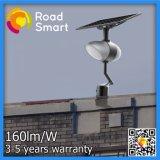 APP steuern LED-Solargarten-Straßenlaternemit Bluetooth Lautsprecher