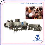 Schokoriegel, der Maschinen-China-Schokoladen-Formteil-Maschine herstellt