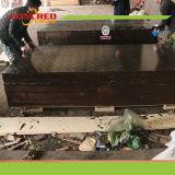 A película da venda por atacado da fábrica da madeira compensada enfrentou a madeira compensada