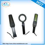 Metal detector della maniglia di uso di obbligazione