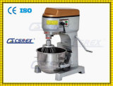 Misturador planetário do queque da velocidade do produto comestível Ss304 três