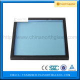 Baixo vidro isolado em linha do certificado de Ce&ISO/fora de linha de E preço de vidro triplo Baixo-e