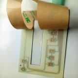 Interruttore di membrana tattile della tastiera di spinta con il lucernario