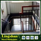 Immeuble de bureau en acier bon marché pré fabriqué de Lingshan (LS-SS-601)