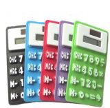 Venta caliente ambiental calculadora de bolsillo de silicio solar (BZ-SC001)
