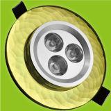 3W LEDの水晶ライト(光線045Y54)