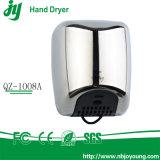 Esfriar/secador automático morno da mão do aço inoxidável do ar mini