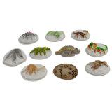 Innovitive, das sensorischer Sand Spielzeug mit Dinosaurier scherzt, bessert aus (MQ-DDS01)