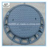 건물 사용을%s 둥근 무쇠 맨홀 뚜껑