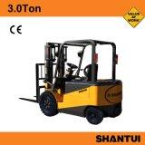 Shantui Batterie-Gabelstapler für Verkauf