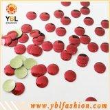 Qualidade de cor vermelha coreana Hotfix Nailhead prisioneiro de metal