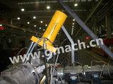 De plastic Lijn van de Uitdrijving van het Profiel van pvc gebruikte de Speciale Hydraulische Wisselaar van het Scherm
