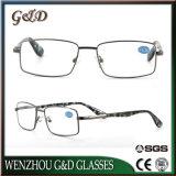 La moda popular gafas Gafas de lectura de metal