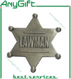 En alliage de zinc la médaille du moulage mécanique sous pression 3D avec le ruban