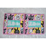 Animals personalizzato Carton Flag Label per Children Garment