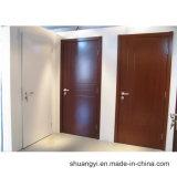 内部の位置の商業オフィスの会議室のドア