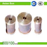 Le prix le plus bas ACSR (Aluminium Conductor Steel Reinforced) Conductor Manufacturer