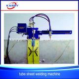 Bewegliches rundes Gefäß-Rohr CNC-Plasma/Flamme-Nut/abgeschrägte Ausschnitt-Maschine
