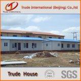Vorfabriziertes/bewegliches/modulares Gebäude-/Fertigzwischenlage Panesls Lager-lebende Häuser