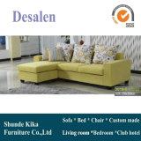 Nuovo sofà del modello di arrivo, sofà del tessuto di disegno semplice (2018)