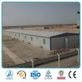 Vertiente de la estructura de acero del precio del edificio industrial