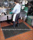 Покрасьте циновку резиновый выскальзования циновки Anti- резиновый/Anti-Slip циновки кухни