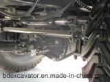 Excavatrices jaunes neuves de roue de position de l'approvisionnement 0.2-0.5m3 d'usine petites