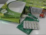 3X, welches schnell das Abdomen glatt macht Gewicht-Verlust-Kapsel-Diät-Pillen abnimmt