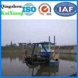 油圧浚渫船の容器の砂鉱山の浚渫装置