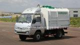 Camion dell'elevatore idraulico dei 5 tester cubici piccolo/mini di immondizia