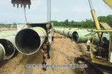 GRP الأنابيب Presure تركيبات مثل الشفاه، توصيلات، أكواع