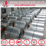 Регулярно катушка G60 Горяч-Окунутая блесточкой гальванизированная стальная