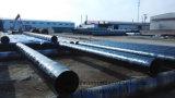 Preço competitivo pré tubo de aço galvanizado
