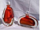 Frasco de perfume, frasco de vidro de perfume, frasco de vidro, garrafa de 50 ml