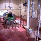 Bestiame Slaughterhouse Equipment di Rotation Killing Box