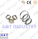 Hot Sale Stainless Steel Hose Clip with High Quality