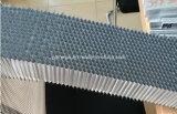 クリーンルームの区分およびドアのための耐火性アルミニウム蜜蜂の巣コア