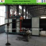 Chaîne de production d'extrusion de pipe d'enroulement d'évacuation de mur de cavité de PE de HDPE