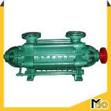 Bomba de água de alimentação de caldeira de alta pressão com motor elétrico
