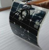 Le panneau solaire semi flexible des prix 50W d'EXW pour le soldat de marine, couvrent le système solaire