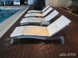 Presidenza di salotto esterna di Chasie, presidenza del sofà della spiaggia del Lounger di Sun (JJCL-31)