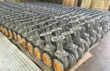 Valvola a saracinesca standard russa del acciaio al carbonio pn25 Z41H-25 YUANDA