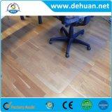 Phthalat freie Belüftung-Stuhl-Matte für niedrige Stapel-Teppiche