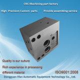 CNCの機械装置部品を製粉する工場サービスサンプル順序の精密アルミニウム